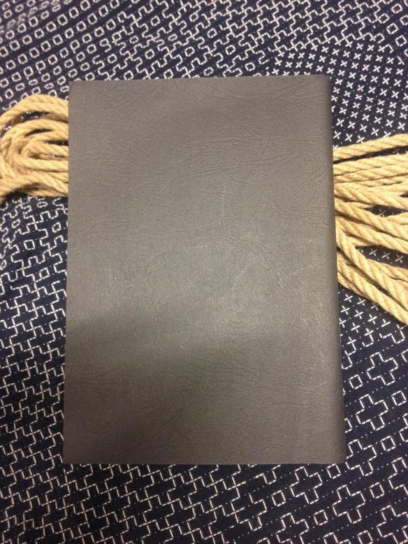 Muku Youji: Black booklet without title