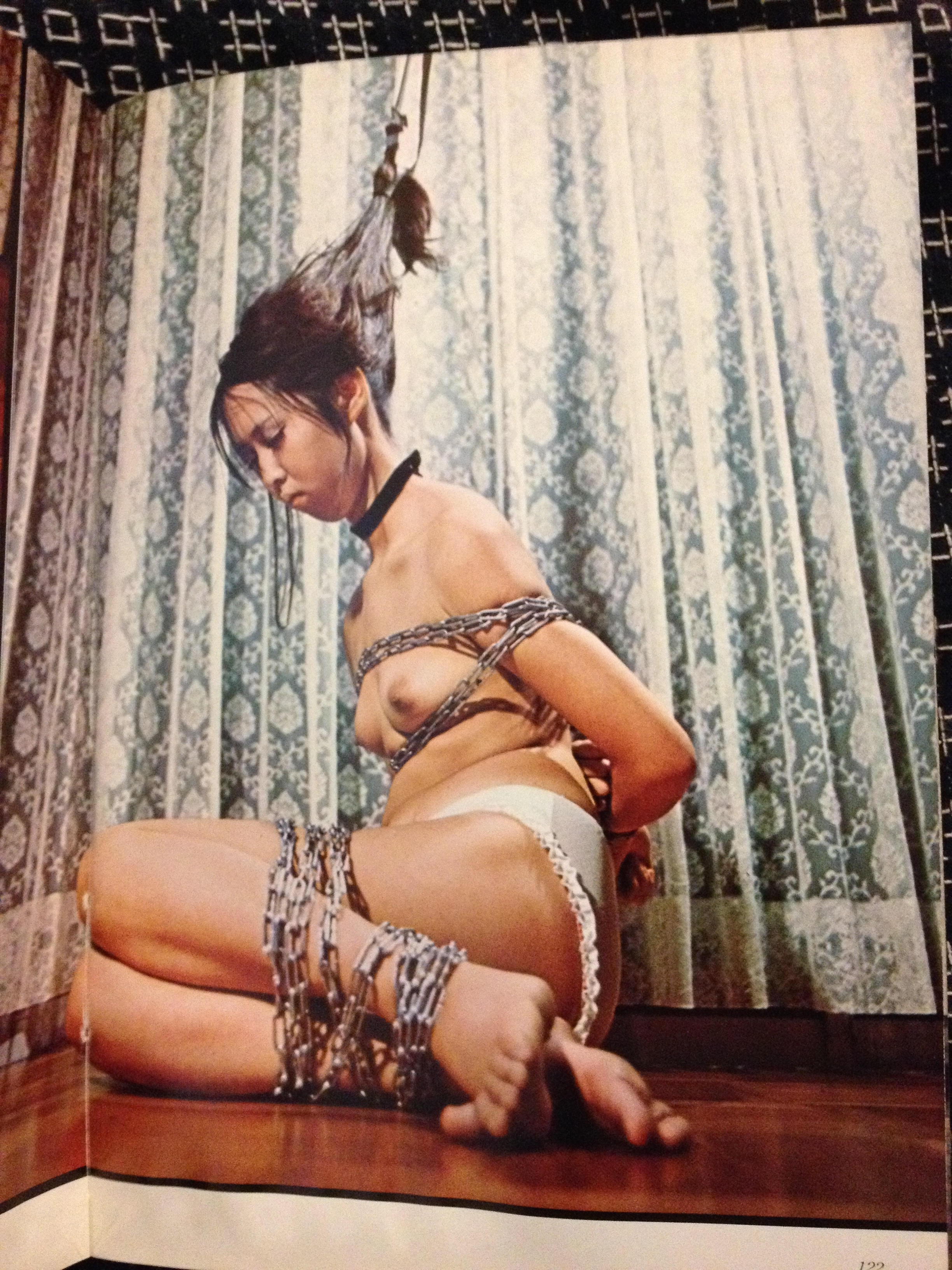 kawakami yuu shibari