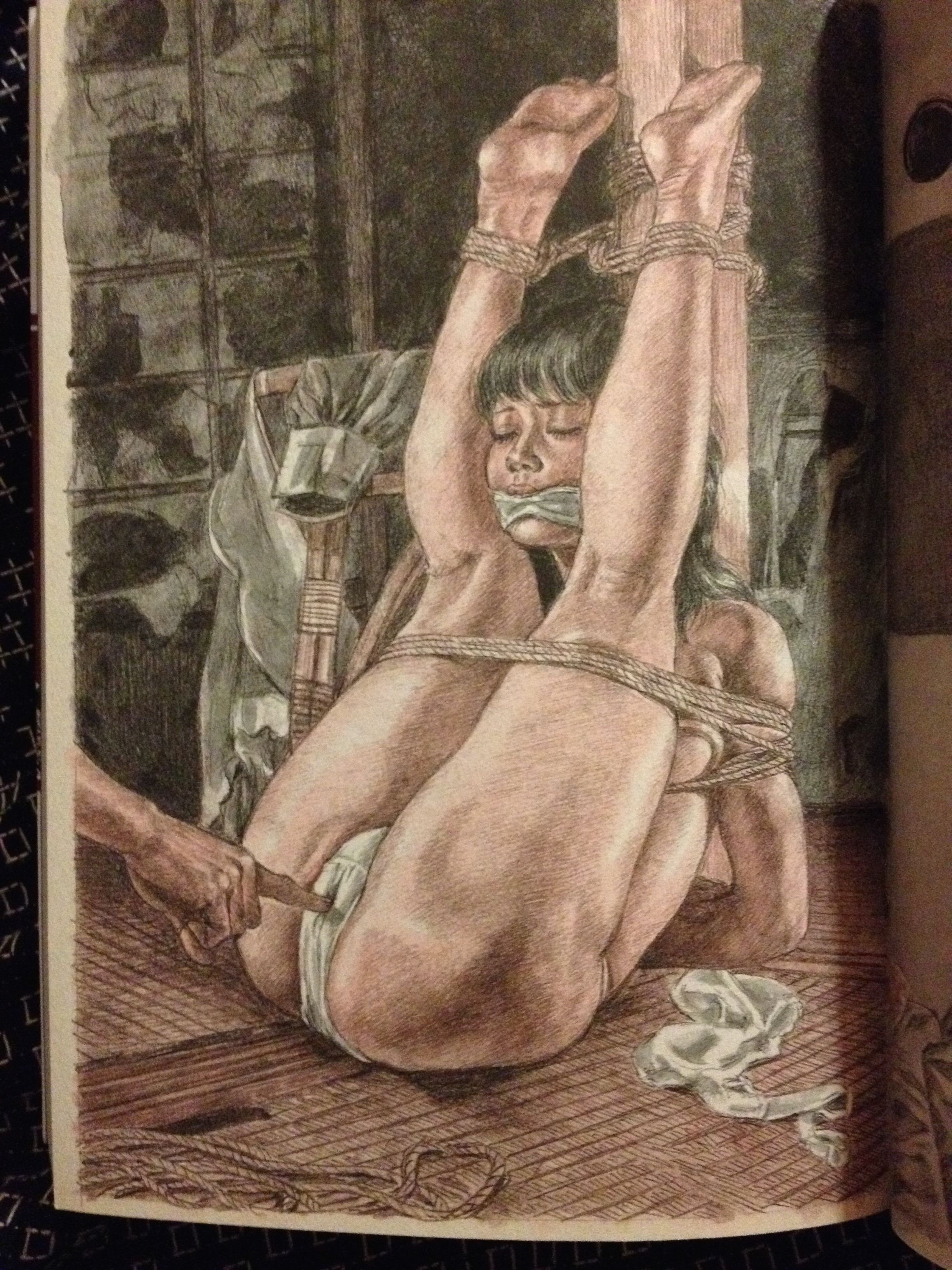 erotic bondage photos